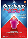 Find out more about Beechams® Flu Plus Hot Berry Fruits